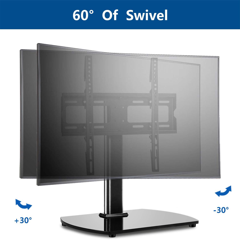 Rfiver - Soporte Universal Giratorio para televisor con Soporte: Amazon.es: Juguetes y juegos