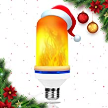 Flame BulbFlame Light Bulbs, Effect Light Led Lights,105pcs 2835 LED Beads E26 Vintage Light Bulb for Party Decoration