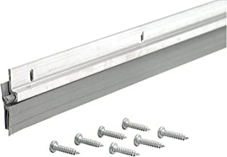 M-D Building Products 5090 Standard Fin Door Sweep DV-1, 36-Inch, Silver, Aluminum