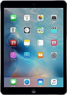 Apple iPad Air MD786LL/A Wi-Fi 32GB, 9.7in - Space Gray (Renewed)
