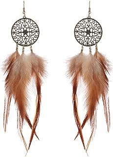 Kanggest 1pcs Collar de Mujer de b/úho de Acero vintageEstilo Simple Collar Colgante Estilo para Mujeres de La Joyer/ía Accesorios