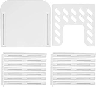 FOLOSAFENAR Support de Pain de Machine de découpe de Pain grillé Facile à Nettoyer pour Le ménage pour Bagel