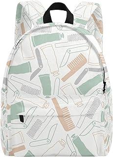 Malplena mochila para hombre con productos de higiene personal, bolsa de viaje, mochila escolar