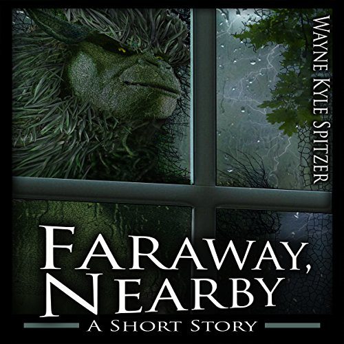 Faraway, Nearby audiobook cover art