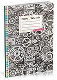 Checklisten-Buch: To Do Listen Planer   Ca. A5 Softcover   70+ Seiten mit Titel, Datum & Register   Perfekt für Aufgaben zum Abhaken, Bucket Listen,...