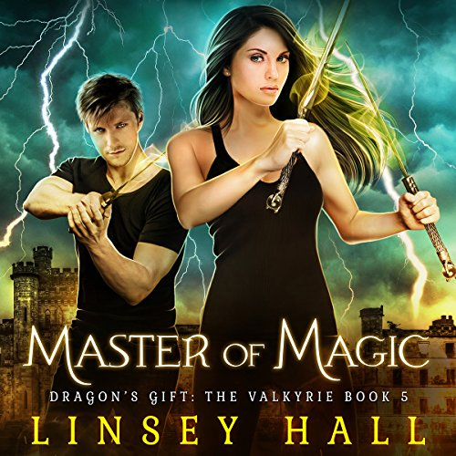 Master of Magic: Dragon's Gift: The Valkyrie, Book 5