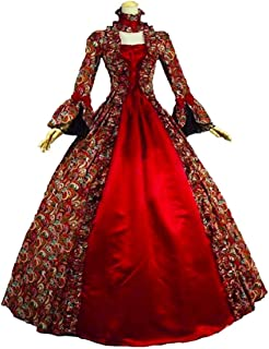 Women's Victorian Rococo Dress Inspiration Maiden Costume