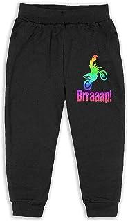 Easionerol Brraaap Boys Long Sweatpants Jogger Trousers