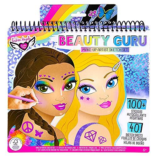 Fashion Angels Porte-Documents à Croquis Beauty Design