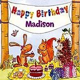 Happy Birthday Madison