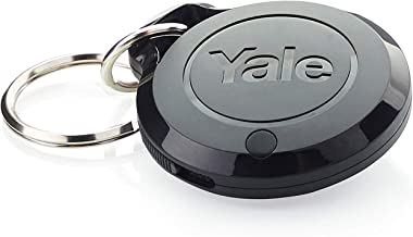 Yale AC-KF Sync Smart Home Alarm Accessory Key Fob, Black, Works with IA Alarms, for Disarming Alarm