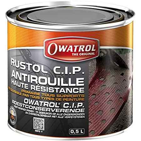 Owatrol C I P Rostversiegelung Metall Primer 500 Ml Baumarkt
