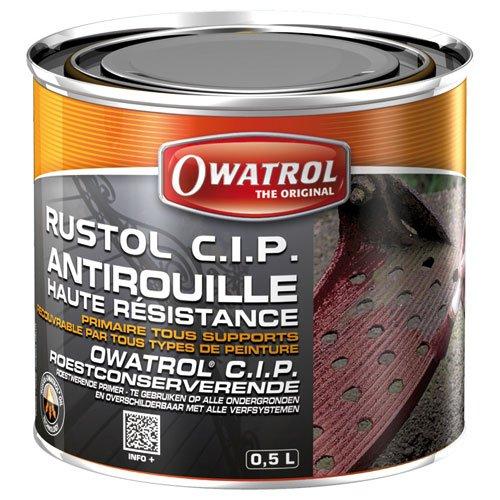 Owatrol Rustol C I P Primaire conditions extrêmes 0,5 L
