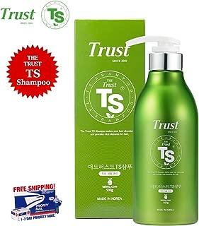 THE TRUST TS Shampoo 500ml (For Hair Care) Makes Your Hair Abundant and Provides Vital Elements for Hair.