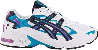 ASICS Tiger Men's Gel-Kayano 5 OG Shoes, 10M, White/Midnight