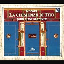Mozart - La clemenza di Tito / Rolfe Johnson, Varady, von Otter, McNair, Robbin, Hauptmann, English Baroque Soloists, Gardiner