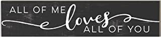 Kindred Hearts All of Me Loves All of You Plaque, 3