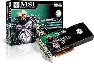 MSI N260GTX-T2D896-OCV2 GeForce GTX260 Core 216 896 MB DDR3 PCI-Express 2.0 Graphics Card