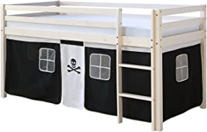 HLS Tente de Pirate pour lit superposé superposé
