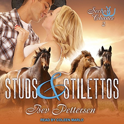 Studs and Stilettos audiobook cover art