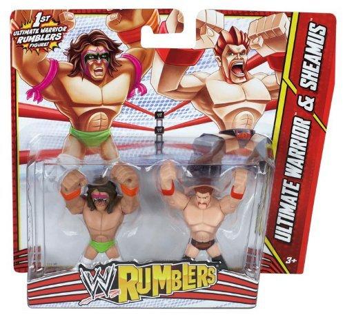 wwe action figures rumblers - 8