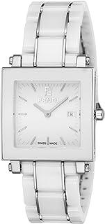 [フェンディ]FENDI 腕時計 クワドロ ホワイト文字盤 F622140 レディース 【並行輸入品】