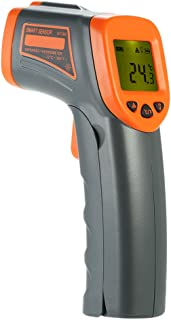 Mainstayae Non-contact IR Infrared Thermometer -50~380°C 12:1 Mini Handheld LCD Digital Infrared Thermometer Temperature T...