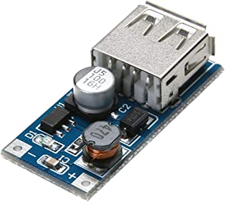 UG LAND INDIA Control Mini Dc-dc 0.9v-5v to USB 5v Dc Boost Step-up Power Supply Module//pfm Dc-dc USB 0.9v-5v to 5v Dc Mo...