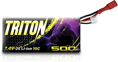 wholesale LAEGENDARY 1:20 Scale RC Cars Replacement high quality Parts for Triton Truck: 500 mAh 7.4V 2S outlet sale Li-Ion Rechargeable Battery – Part Number TR-DJ02 outlet sale