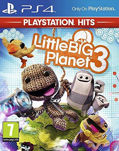 LittleBigPlanet 3 HITS [Importación francesa]