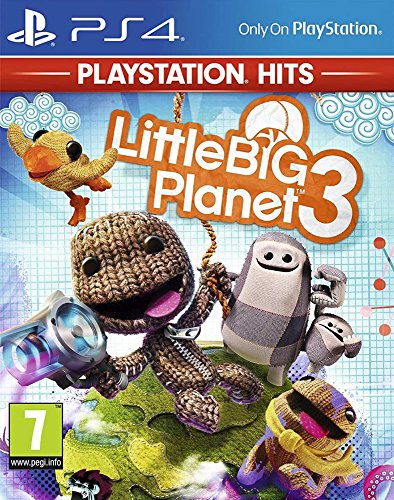 LittleBigPlanet 3 HITS - PlayStation 4 [Edizione: Francia]