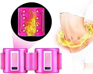 YITIAN Ceinture Massage Abdominale Perte Poids  Massage Electrique Taille Vibration Electrique pour Les Femmes Corps Parfait Ergonomique Plugin withoutinfrared
