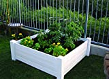 NuVue Products Raised Planter Box