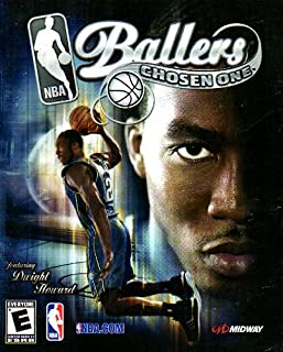 NBA Ballers - Chosen One PS3 Instruction Booklet (Sony PlayStation 3 Manual ONLY - NO GAME) [Pamphlet ONLY - NO GAME INCLUDED] Play Station