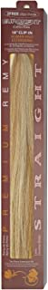 Euronext Blonde Frost Clip In Hair Extensions, 18 Inch