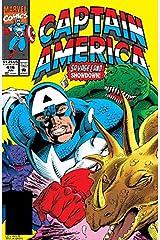 Captain America (1968-1996) #416 Kindle Edition