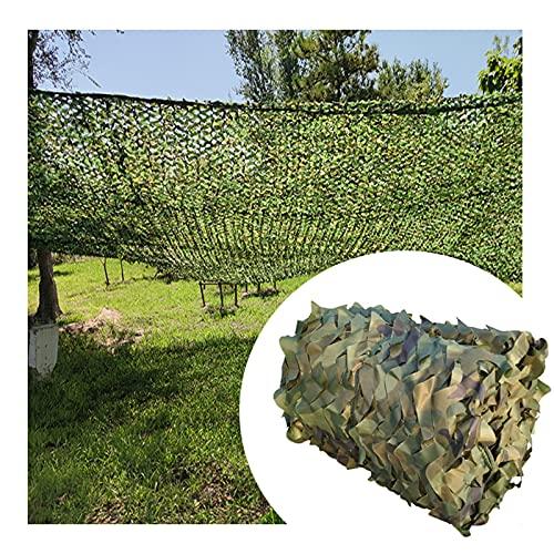 ASDQWER Tarnnetz, Camouflage Netz,Militärnetz,Camo Netting, Tarnnetz-Tarn-Netz-Jalousie Für Jogging-Jalousien Toll Für Sunshade Dekoration Sun Shade Party Camping Im Freien,2 * 2m(6.56 * 6.56ft)