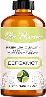 Sponsored Ad - Ola Prima 4oz - Premium Quality Bergamot Essential Oil (4 Ounce Bottle) Therapeutic Grade Bergamot Oil