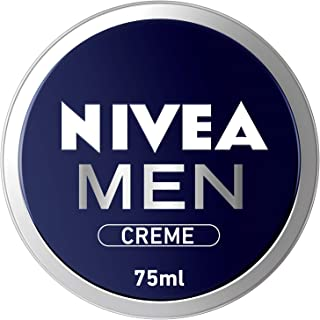NIVEA MEN Creme Moisturising Cream, Face, Body & Hands, Tin 75ml