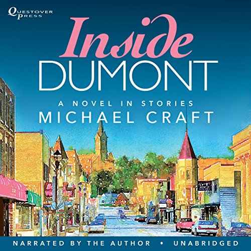 Inside Dumont audiobook cover art