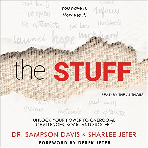 The Stuff audiobook cover art