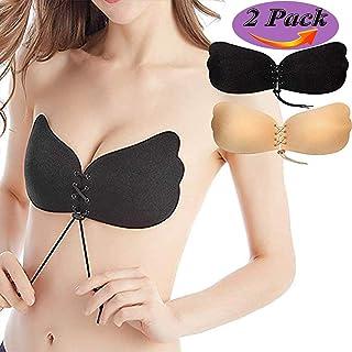 086e6c13bb170 Amazon.com  Blacks - Adhesive Bras   Bras  Clothing