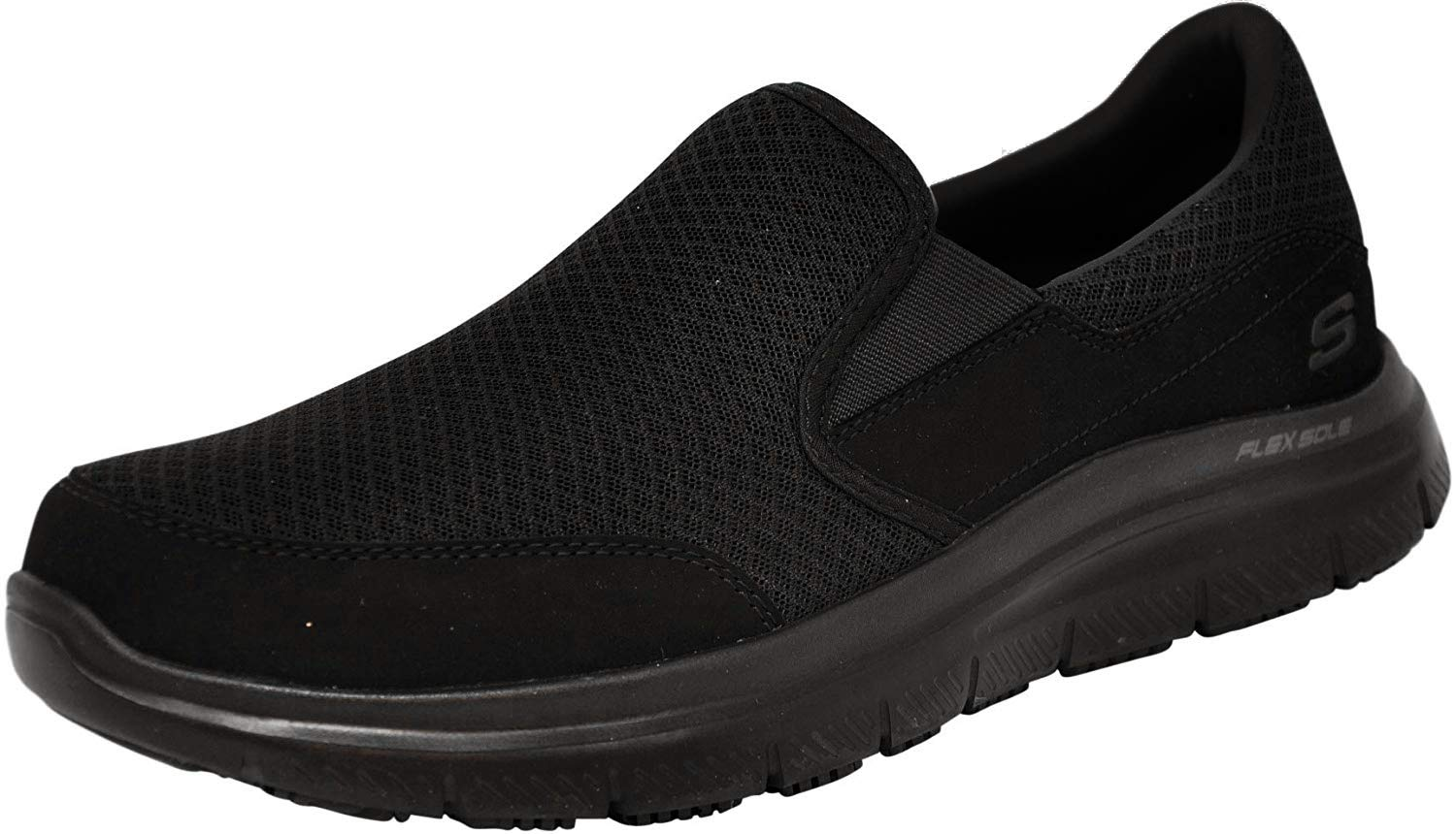 Skechers Black Advantage Resistant Mcallen