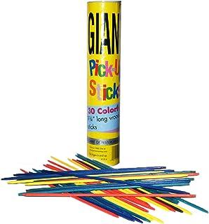 Pressman Toys Giant Pick Up Sticks 9 3/4 long