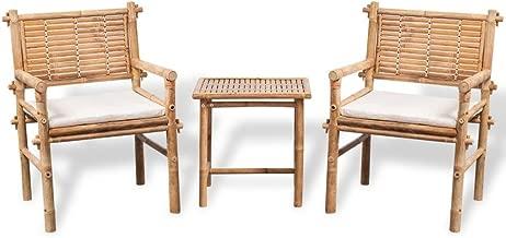 Amazon.fr : salon de jardin - Bambou / Meubles / Ameublement ...