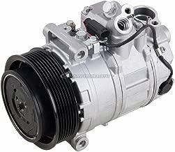 AC Compressor & A/C Clutch For Porsche Boxster Cayman 987.2 911 997.2 & Mercedes C230 - BuyAutoParts 60-01801NA NEW
