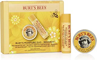 Burt's Bees Moisture Duo 2 Piece Moisturising Gift Set, 0.055 kg