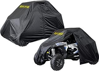 Nelson-Rigg Black 2 Seat DEX-UTVS-2