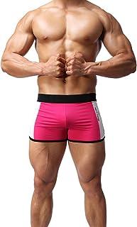Corriee Shorts for Men Beachwear Surfing Sport Pants Swim Trunks Summer Boxers Swimsuits