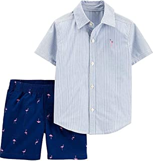 Carter's Baby Boys' 2 Pc Playwear Sets 249g396